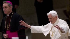 """""""Betet für mich, die Kirche und den künftigen Papst"""""""