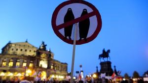 """""""Der Verfassungsschutz muss Pegida beobachten"""""""
