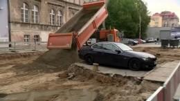 Schlechter Parkplatz ohne Abschleppgefahr