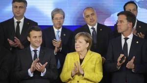 EU findet keine gemeinsame Linie in der Flüchtlingspolitik