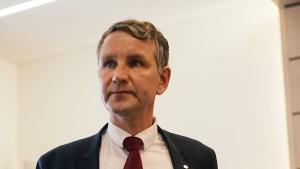 """Schiedsgericht sieht Höcke-""""Flügel"""" als schädlich für die Partei"""