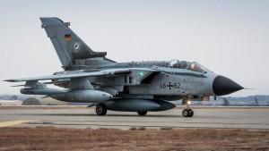 Bundeswehr erstmals über Syrien und Irak im Einsatz