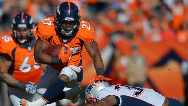 Broncos fordern die Seahawks heraus