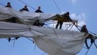 Einst ein Sehsuchtsziel vieler junger Menschen: Das Segelschulschiff Gorch Fock – Archivbild aus dem Jahr 2013