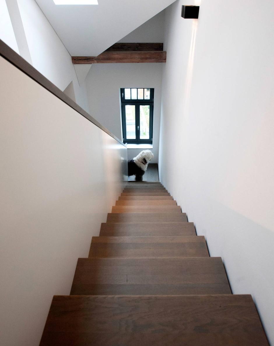 bilderstrecke zu neue h user 2012 unterm dach von der butze zum loft bild 15 von 15 faz. Black Bedroom Furniture Sets. Home Design Ideas