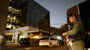 Razzia in der Kanzlei Mossack Fonseca