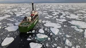 Arktis schmilzt bedrohlich schnell