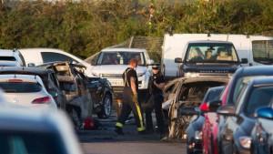 Verwandte von Usama Bin Ladin sterben durch Flugzeugabsturz
