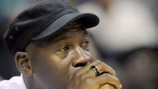 Michael Jordan: In einer anderen Welt