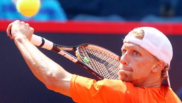 ATP-Turnier Hamburg - Knittel