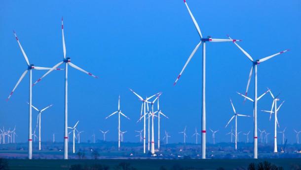 Von der Atomkraft zur Windenergie