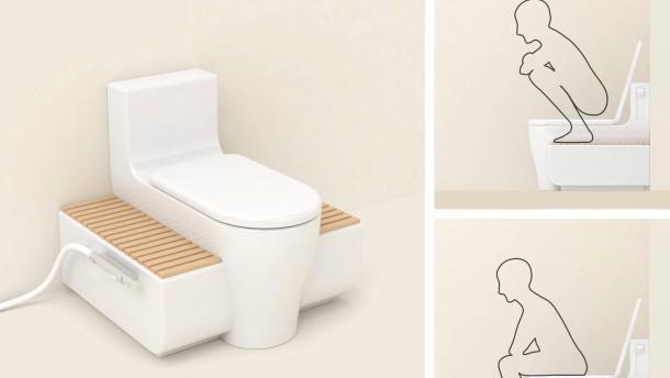 die multikulti toilette ein klo das jeder benutzen kann fl chtlingskrise faz. Black Bedroom Furniture Sets. Home Design Ideas