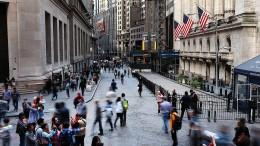 Der Wall Street gehen die Börsengänge aus