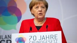 Merkel sieht Deutschland als Einwanderungs- und Integrationsland