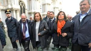 Venedig ist nicht Opfer einer Naturkatastrophe, sondern der Gier