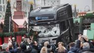 Am 19. Dezember 2016 tötete Anis Amri mit einem LKW zwölf Menschen in Berlin