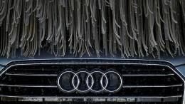 Audi beginnt am Mittwoch mit Rückruf von Diesel-Modellen