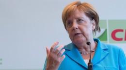Merkel: Flüchtlingssituation wie 2015 wird sich nicht wiederholen