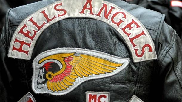 Hells Angels-Rocker stellt sich