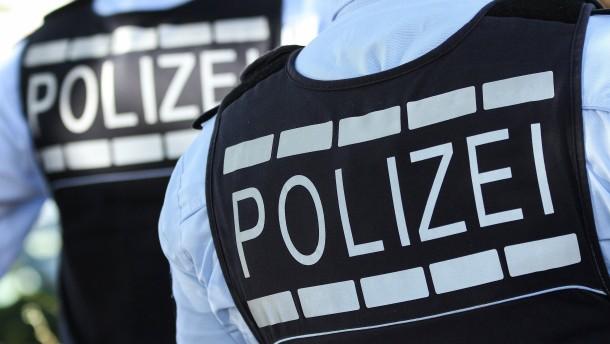 Polizeieinsatz wegen Familienstreits