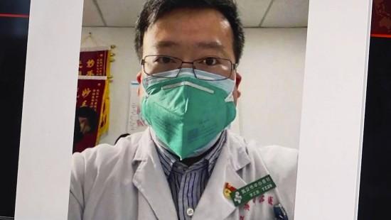 Whistleblower-Arzt stirbt an Coronavirus