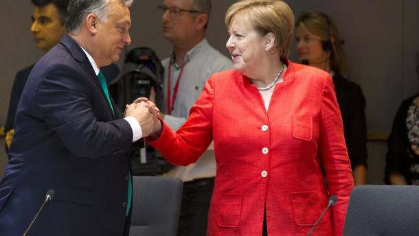 Unter Bedingungen: Orban zu Asyl-Abkommen mit Deutschland bereit, aber …