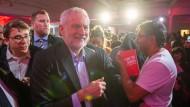 Heimspiel für Corbyn: Seine Partei stellt derzeit neun von zehn Abgeordneten in Birmingham.