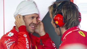 Hoffnungsschimmer für Vettel in Kanada