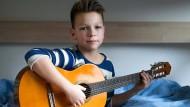 Ein Sachsenhäuser bei The Voice Kids