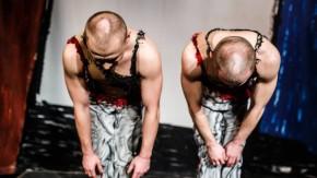 Die Grynchenko-Brothers - Die  Brüder aus Odessa sind Weltklasseartisten und gastieren im Frankfurter Tiger Palast. Wir begleiten sie in ihrem Trainingsalltag mit zwei täglichen Shows am Abend.