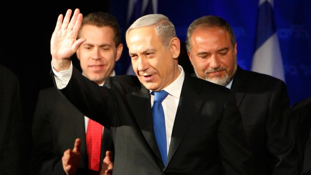 Politisches Patt in Israel