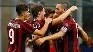 Milan ohne jede Mühe