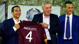 Ancelottis erster Auftritt seit Entlassung