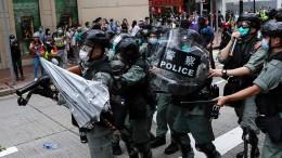 Umstrittenes Sicherheitsgesetz für Hongkong soll sofort gelten