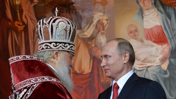 Putins Patriarch in Havanna