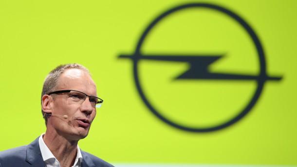 Opel will bis 2028 rein elektrisch werden