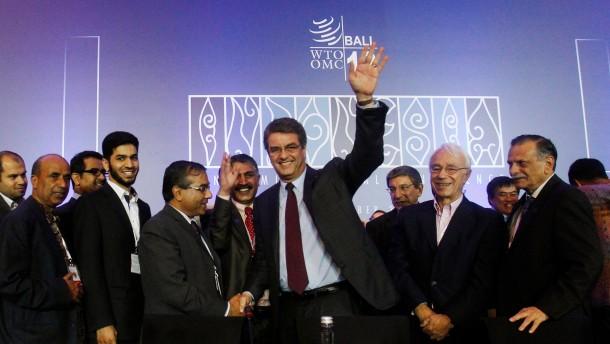 WTO einigt sich auf Welthandelsabkommen