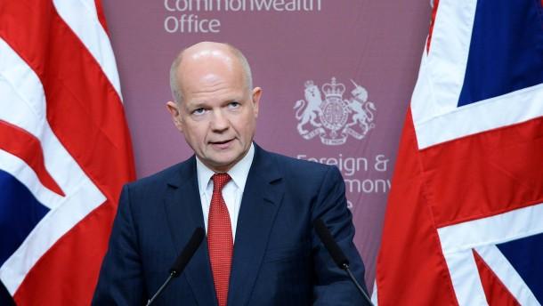 London will Botschaft in Iran wieder eröffnen