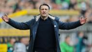 Aller Anfang ist schwer: Niko Kovac startet mit einer deftigen Niederlage bei der Eintracht.