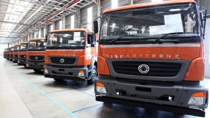 Bharat-Benz soll Indien erobern