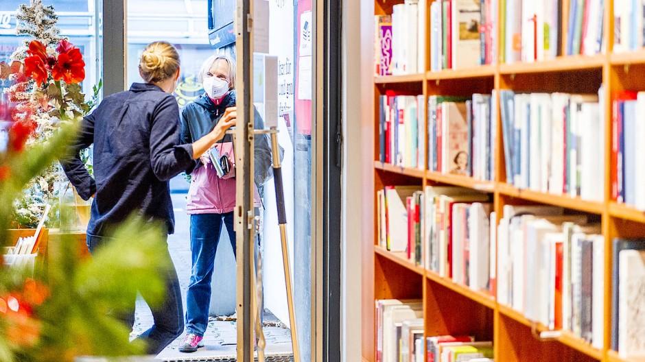 Ab Montag gehört der Buchhandel zum Einzelhandel täglichen Bedarfs.