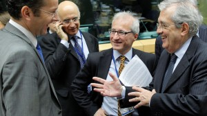 Finanzminister einigen sich auf Regeln zur Schließung von Pleitebanken