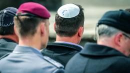 """""""Kann Juden nicht empfehlen, überall die Kippa zu tragen"""""""