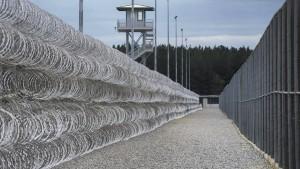 Sieben Tote bei Meuterei in amerikanischem Gefängnis