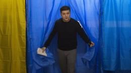 Bußgeld für Präsidentenkandidat Selenskyj