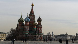 Moskau verhängt Ausgangssperre