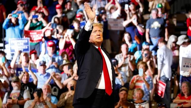 Die Republikaner, Trump und ein großes Dilemma