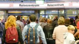 Hitze nimmt Auszeit – Züge fahren Umwege
