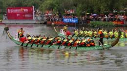 Mindestens Elf Tote vor Drachenbootfest
