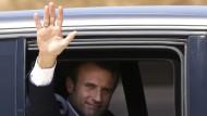Macron vermittelt im Libyen-Konflikt